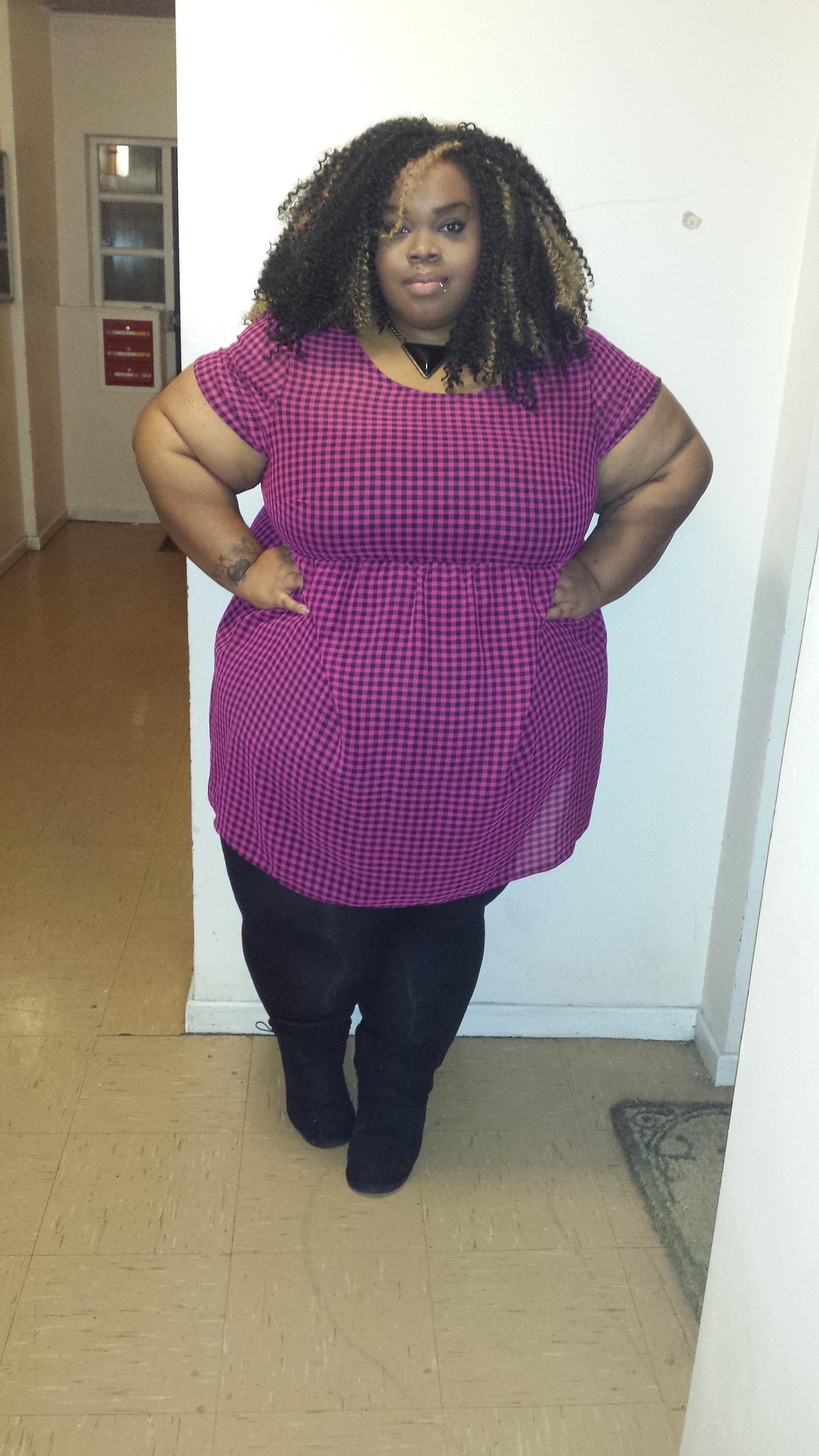 Plus size in the House! (of Fraser) | U Cant Wear That!