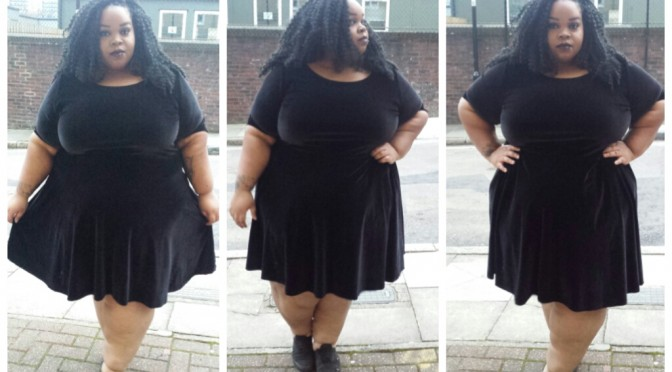 That how a chubby gurl dress similar. The