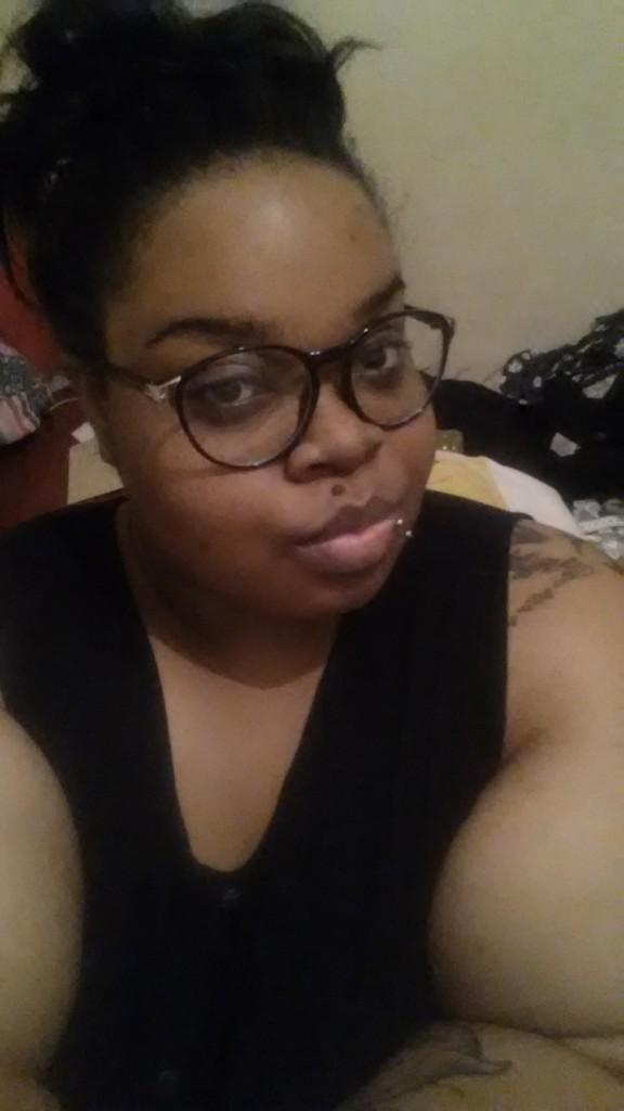 Ebony post Busty bbw
